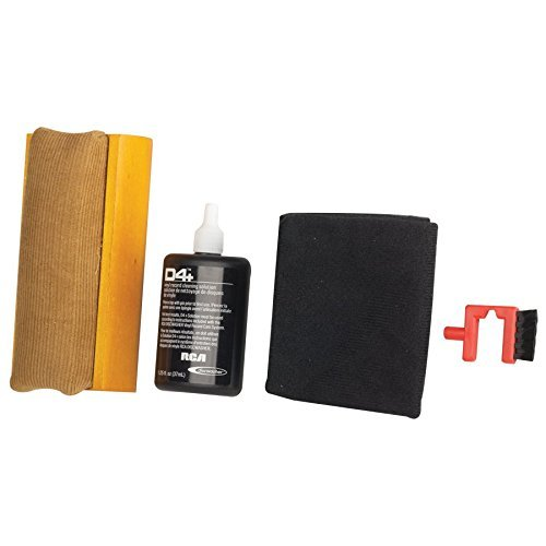 Audio Accessories Discwasher D4+™ Record Cleaning Kit