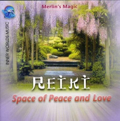 Merlin's Magic Reiki Space Of Peace & Love