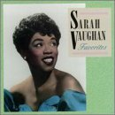 Sarah Vaughan Favorites