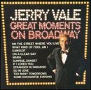 Jerry Vale On Broadway