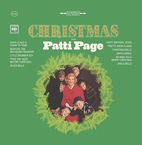 Patti Page Christmas With Patti Page CD R