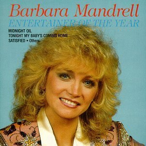 Mandrell Barbara Entertainer Of The Year