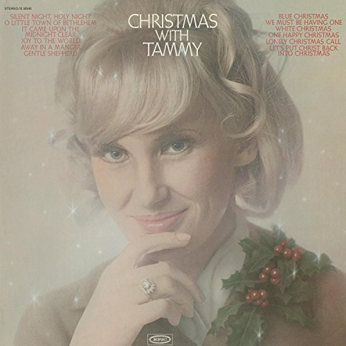 Tammy Wynette Christmas With Tammy