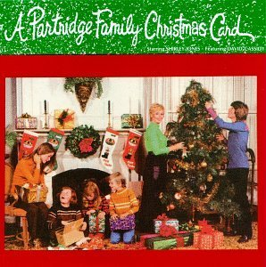 Partridge Family Christmas Card