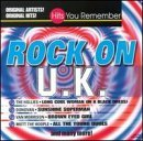 Rock On U.K. Rock On U.K. Hollies Donovan Stewart Argent Kinks Animals Yardbirds Essex