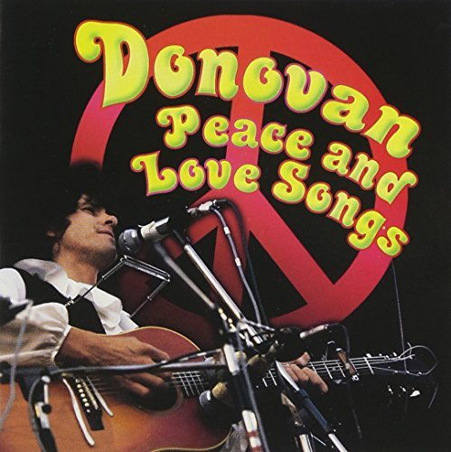 Donovan Peace & Love Songs