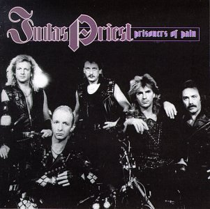 Judas Priest Prisoners Of Pain