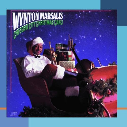 Wynton Marsalis Crescent City Christmas Card This Item Is Made On Demand Could Take 2 3 Weeks For Delivery