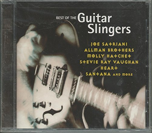 Best Of The Guitar Slingers Best Of The Guitar Slingers