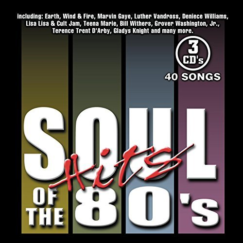 Soul Hits Of The 80's Soul Hits Of The 80's 3 CD