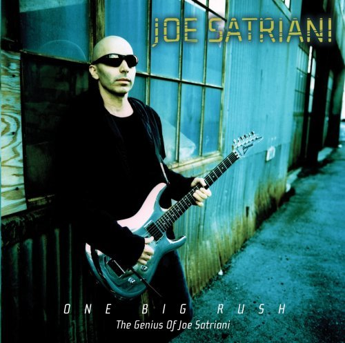 Joe Satriani One Big Rush Genius Of Joe Sa