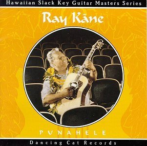 Ray Kane Punahele Hawaiian Slack Key Guitar Mast