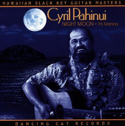 Pahinui Cyril Night Moon