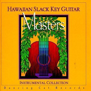 Hawaiian Slack Key Guitar M Vol. 1 Instrumental Collection Beamer Chillingworth Kahumoka Hawaiian Slack Key Guitar Mast