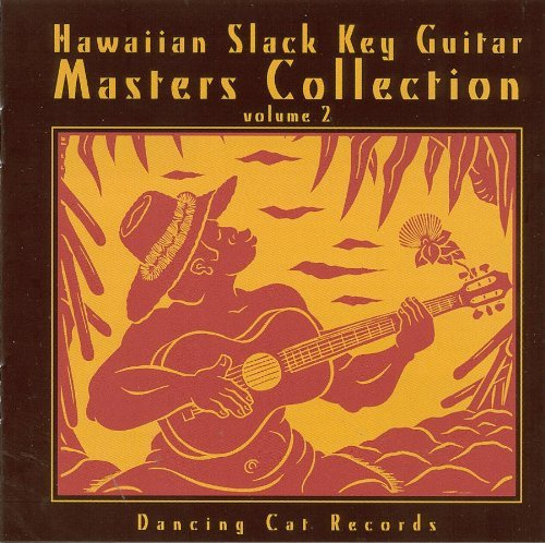 Hawaiian Slack Key Guitar M Vol. 2 Instrumental Collection Beamer Winston Kane Pahinui Hawaiian Slack Key Guitar Mast