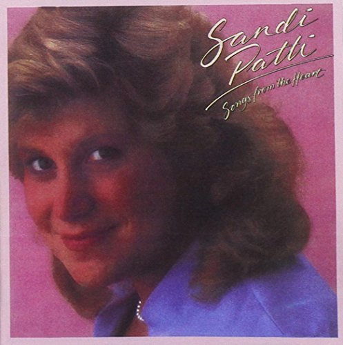 Sandi Patty Songs From The Heart CD R