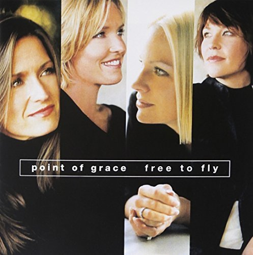 Point Of Grace Free To Fly CD R