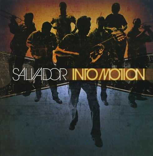 Salvador Into Motion CD R