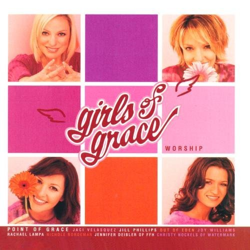 Girls Of Grace Point Of Grace CD R