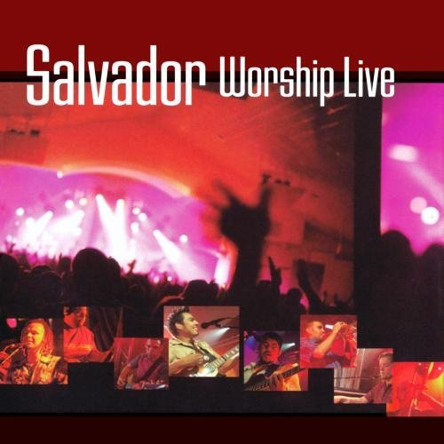 Salvador Worship Live CD R