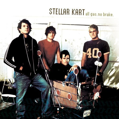 Stellar Kart All Gas No Brake. CD R