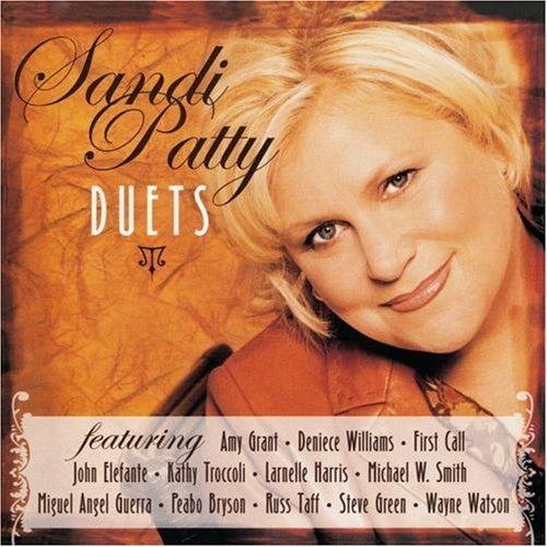 Sandi Patty Duets CD R Incl. Bonus Tracks