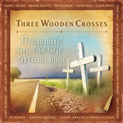 Three Wooden Crosses Three Wooden Crosses
