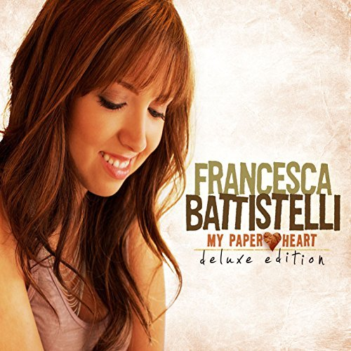 Francesca Battistelli My Paper Heart Deluxe Ed.