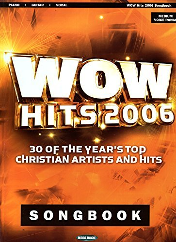 Various Wow Hits 2006 Songbook