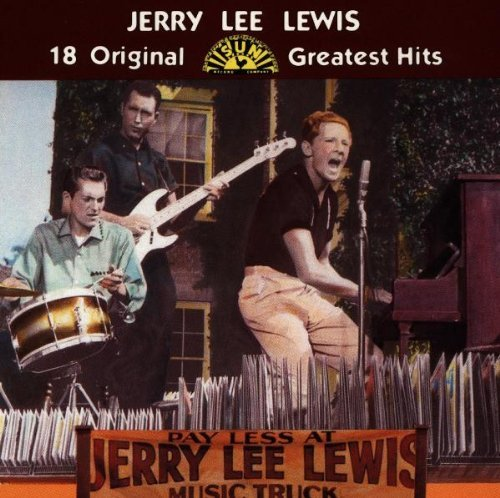 Jerry Lee Lewis Original Sun Greatest Hits