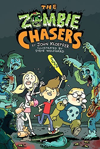 John Kloepfer The Zombie Chasers