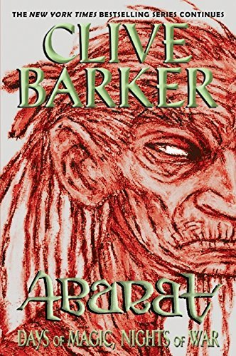 Clive Barker Abarat Days Of Magic Nights Of War Revised