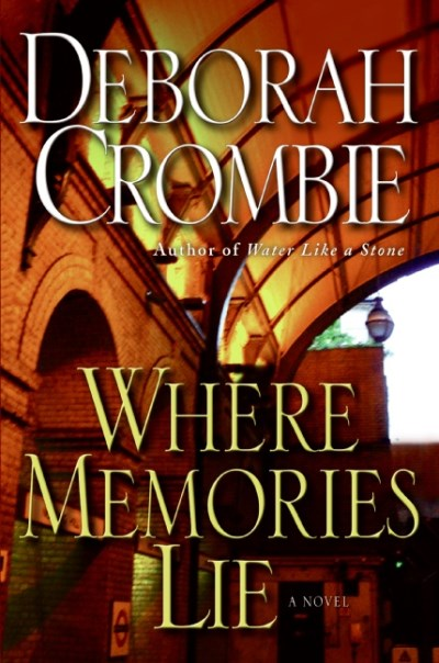 Deborah Crombie Where Memories Lie
