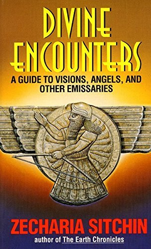 Zecharia Sitchin Divine Encounters