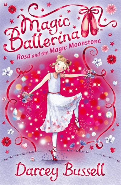 Darcey Bussell Rosa And The Magic Moonstone
