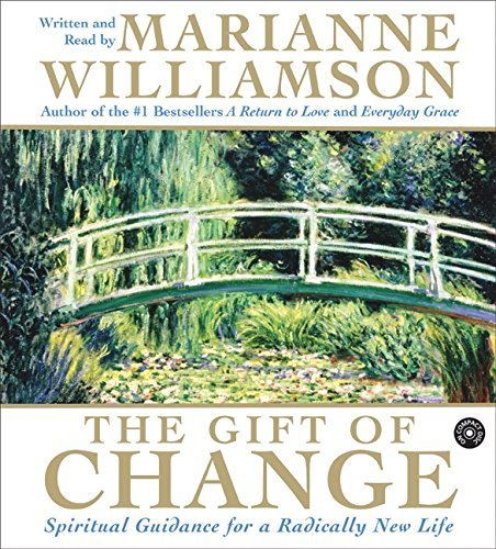 Marianne Williamson The Gift Of Change CD Spiritual Guidance For A Radically New Life Abridged