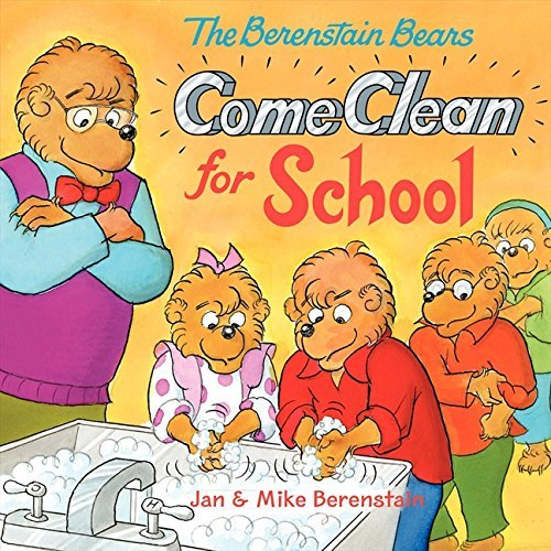 Jan Berenstain The Berenstain Bears Come Clean For School