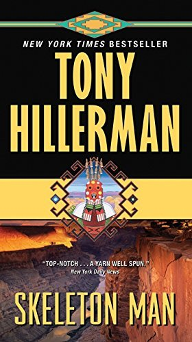 Tony Hillerman Skeleton Man
