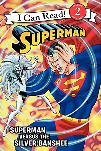 Donald Lemke Superman Classic Superman Versus The Silver Banshee