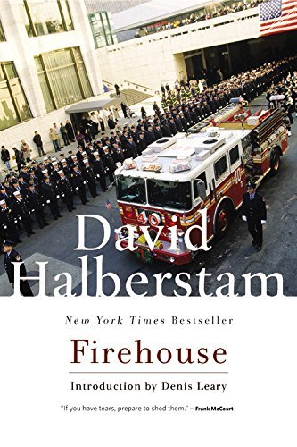 David Halberstam Firehouse