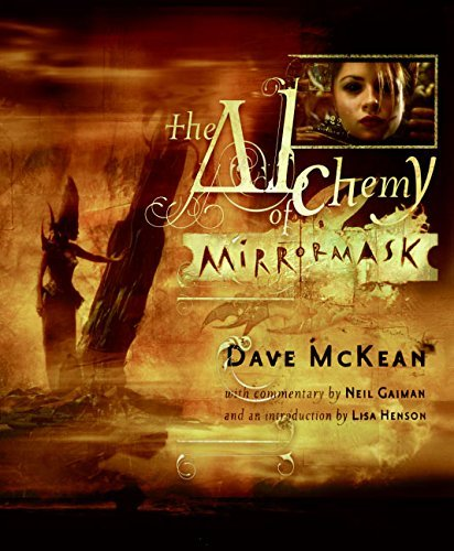 Dave Mckean Alchemy Of Mirrormask The