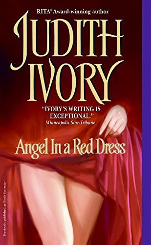 Judith Ivory Angel In A Red Dress