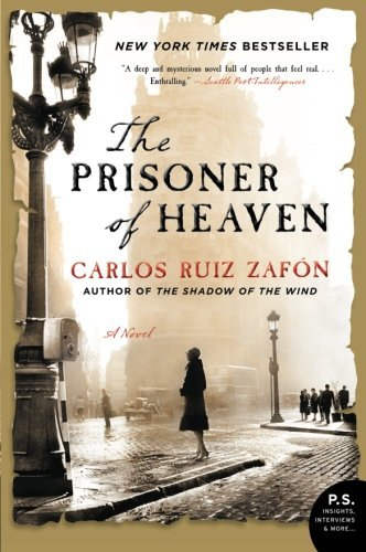 Carlos Ruiz Zafaon The Prisoner Of Heaven