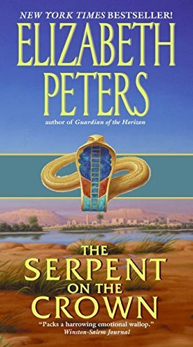 Elizabeth Peters The Serpent On The Crown