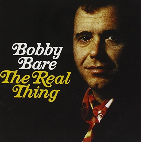 Bobby Bare Real Thing I Hate Goodbyes Rid