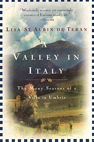 Lisa St Aubin De Teran A Valley In Italy