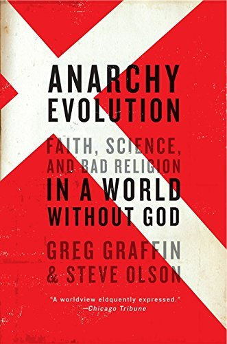Greg Graffin Anarchy Evolution Faith Science And Bad Religion In A World Witho
