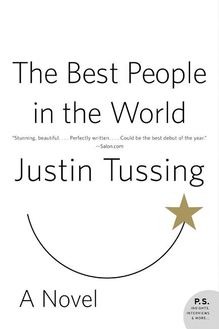 Justin Tussing The Best People In The World