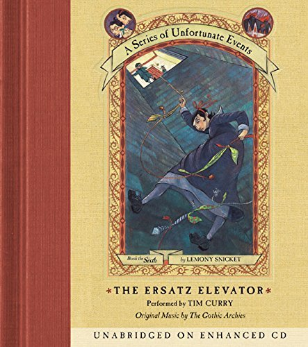 Lemony Snicket The Ersatz Elevator