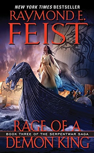 Feist Raymond E. Rage Of A Demon King